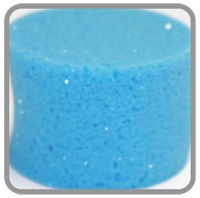 T-Foam is a foam material designed to eliminate pressure points and absorb shock and vibration. Flows to give fluid-like fit and support under body pressure and heat so that pressure is evenly distributed.