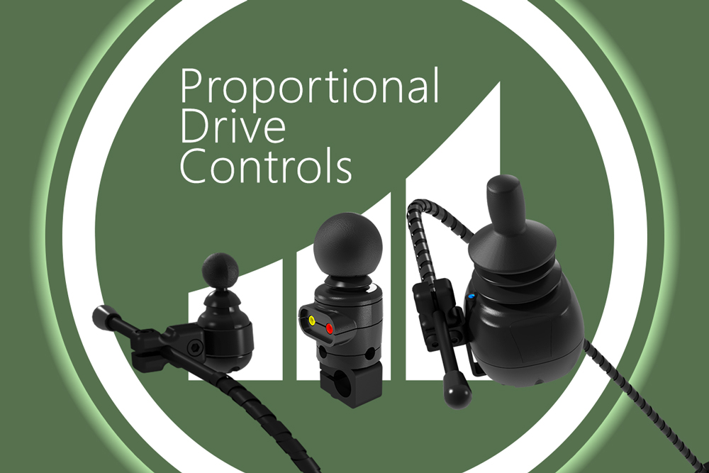 Proportional Drive Controls