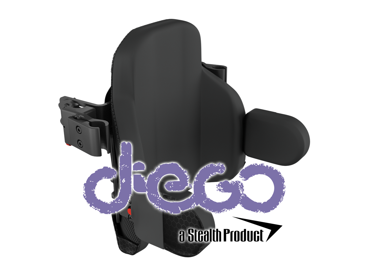 Diego Contoured Back System