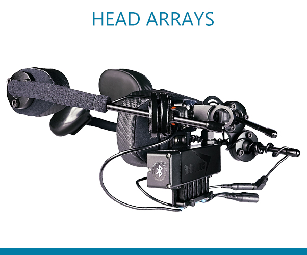 i-Drive Head Arrays