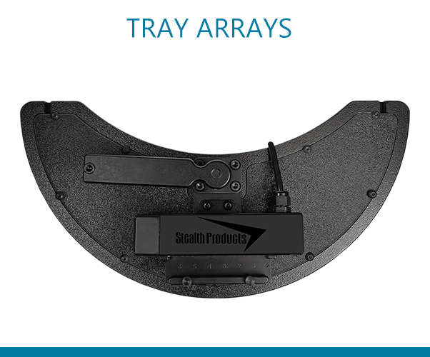i-Drive Tray Arrays