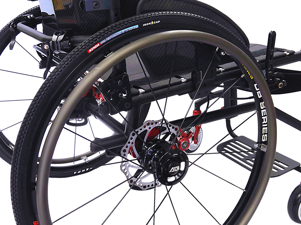 ADI™ Manual Mobility Brakes   Stealth Products, LLC