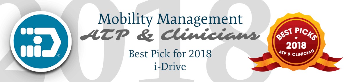 Awarded Mobility Management's ATP & Clinicinas Best Picks on 2014.