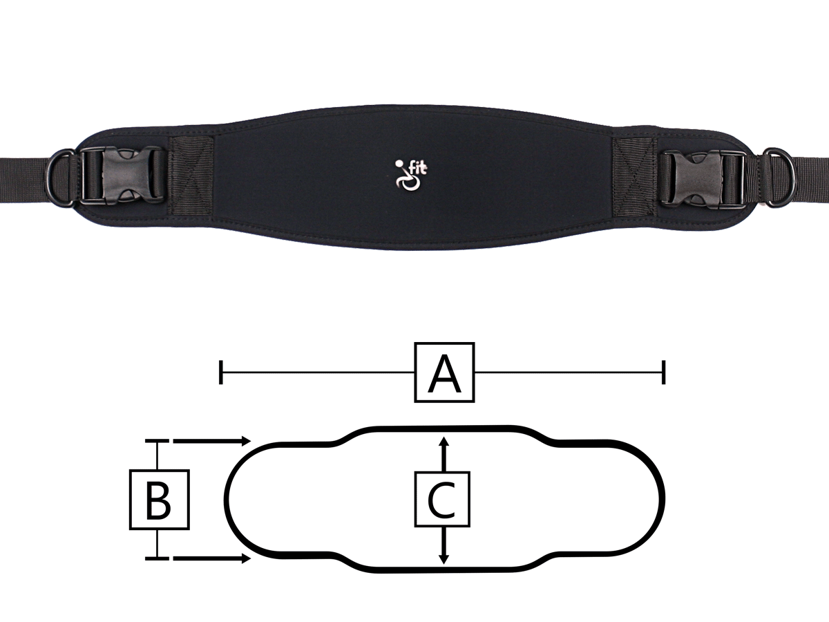 Belt Anchor Style Dimensions