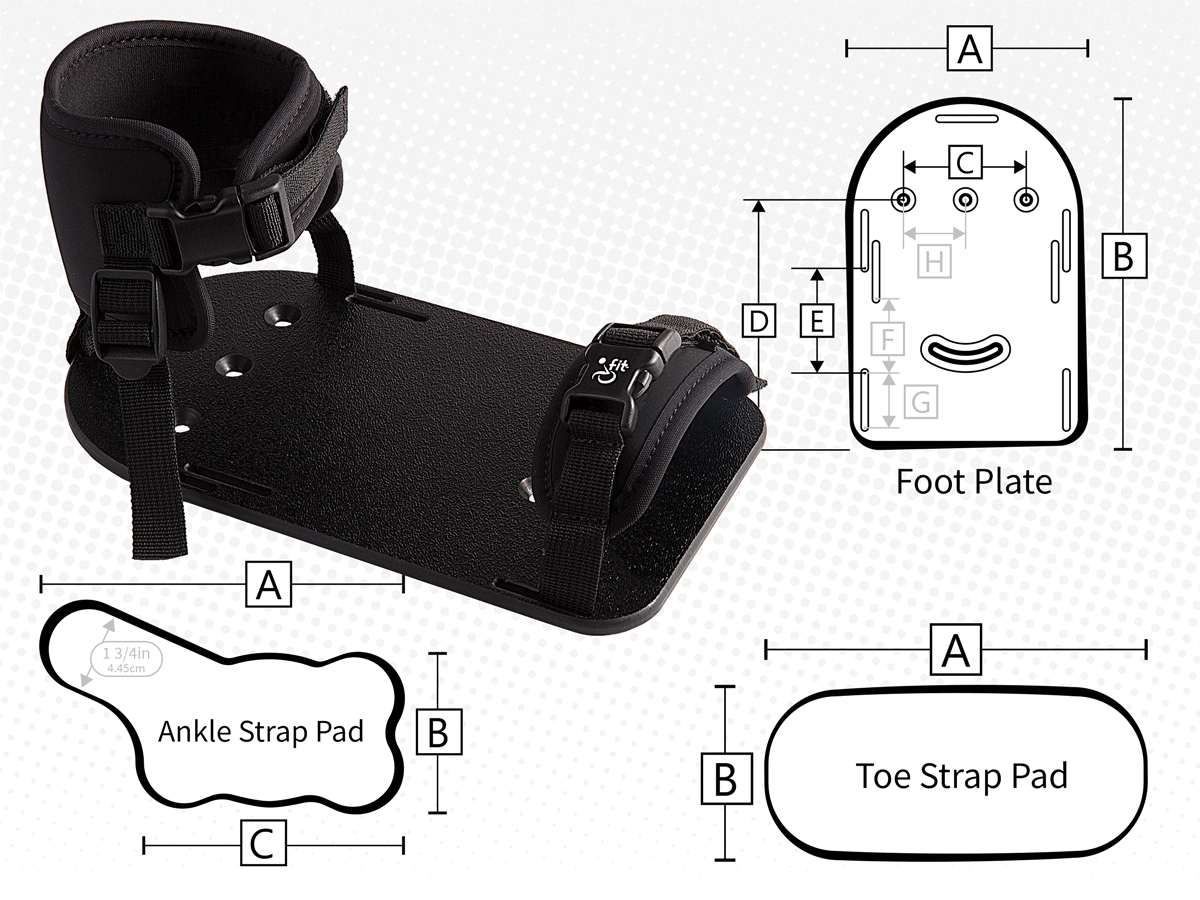 i-Fit Full Foot Positioning