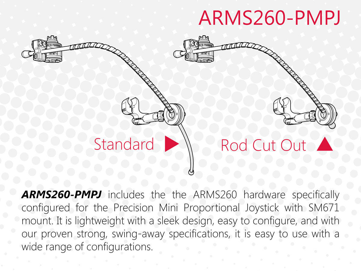 Stealth Precision Mini Proportional Joystick Products Llc Wiring Diagram 51 19 Idpmp 260 Specifications