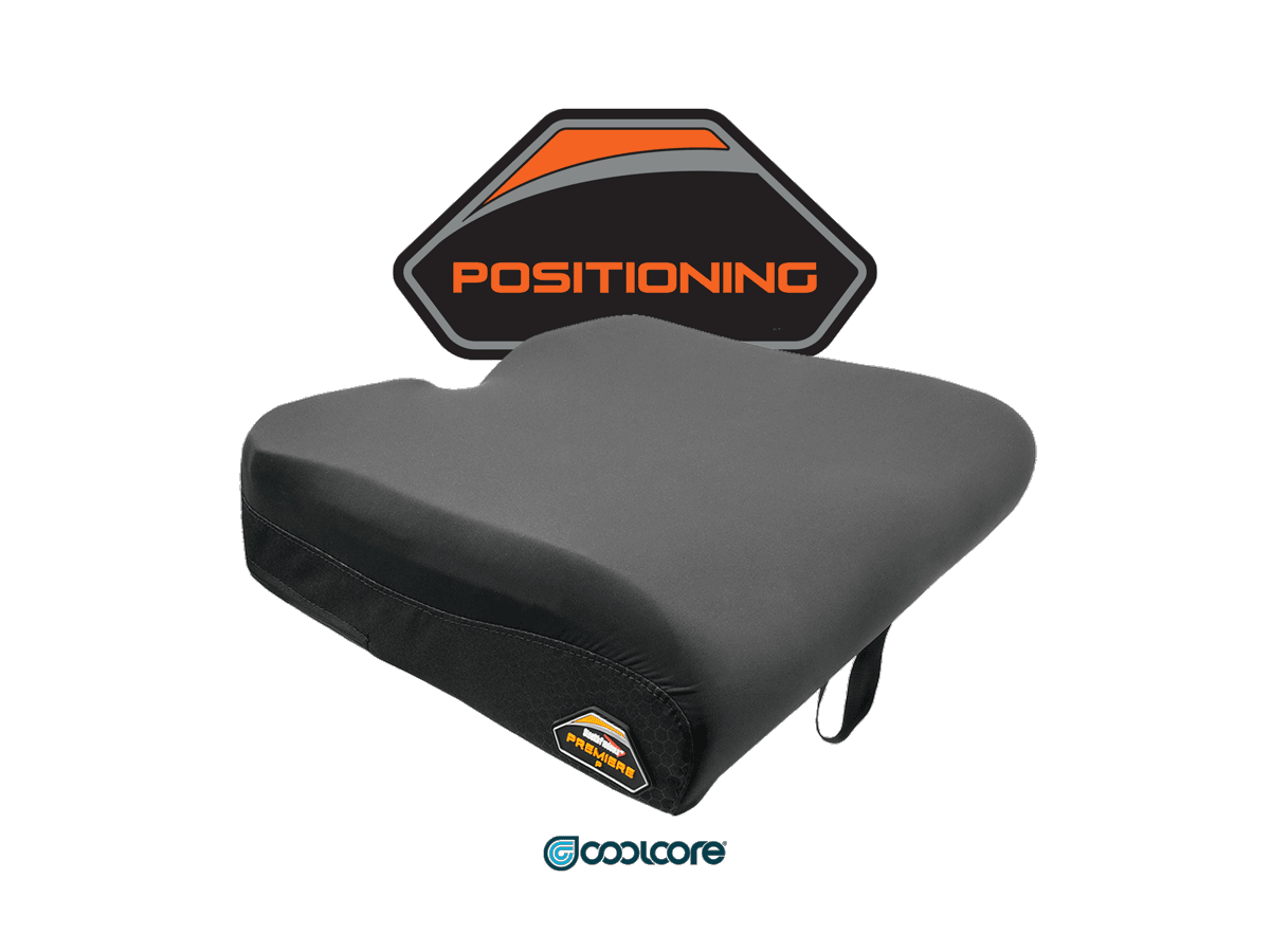 Stealth Cushions - Positioning