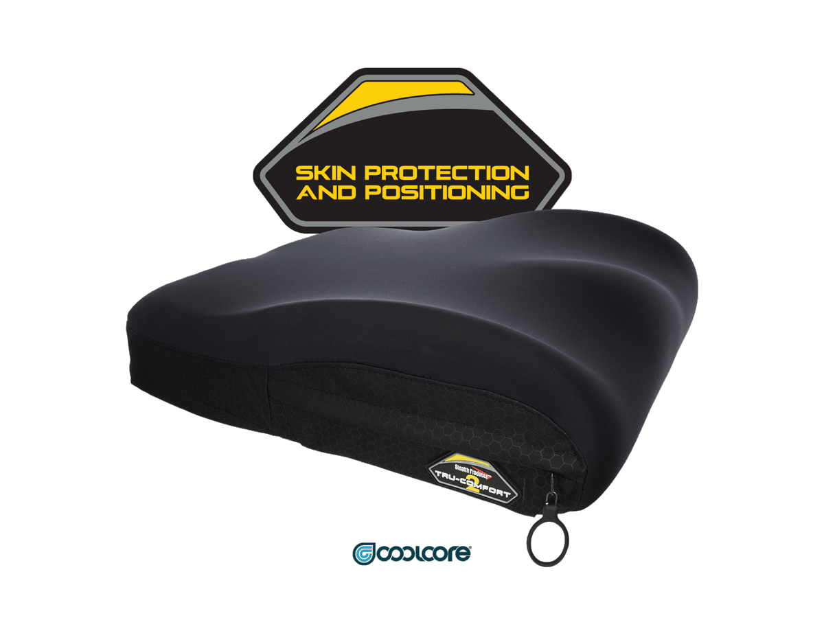 Stealth Cushions - Skin Protection and Positioning