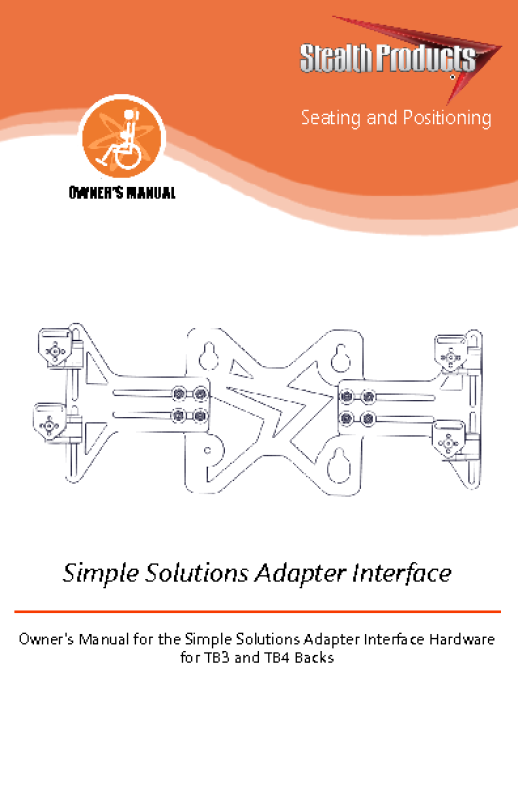 SIMPLE SOLUTIONS ADAPTER INTERFACE