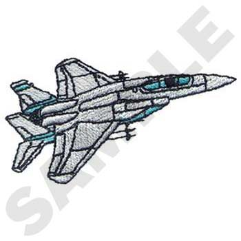 F-15 jet illustration